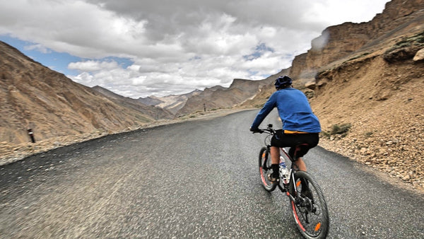 Ladakh Cycling