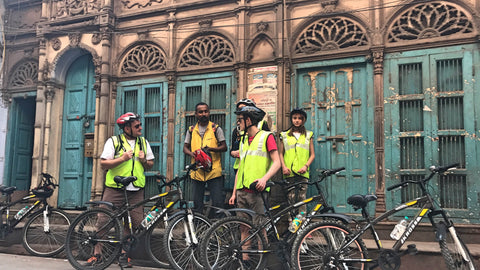 Best of Old and New Delhi - Cycling Tour
