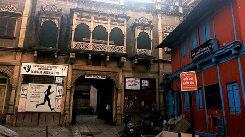 Pune Bike Tour - A Heritage Ride