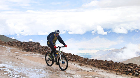 Manali to Leh Cycling Ride - Single Occupancy - 50% Payment