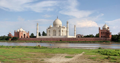 Taj Mahal on a Bicycle - Delhi and Agra Cycling Tour