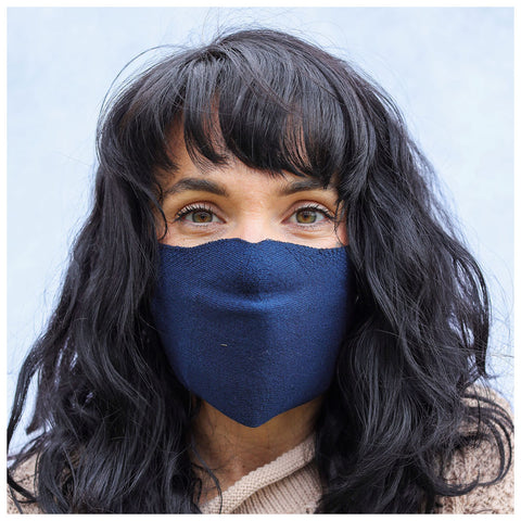 Sustainable Unisex Supima Cotton Stop and Sneeze Face Mask