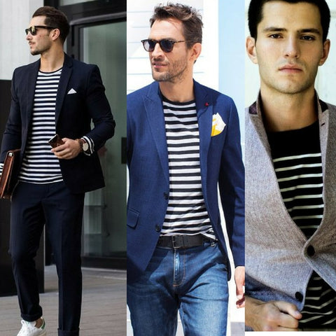 how to style the breton stripe round neck jumper