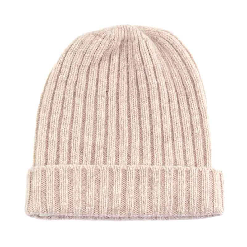 linen warm winter wool beanie hat