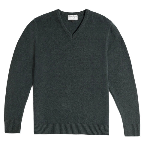Mens 100% British Lambswool Crew Neck Jumper