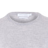 womens grey merino wool t shirt neck