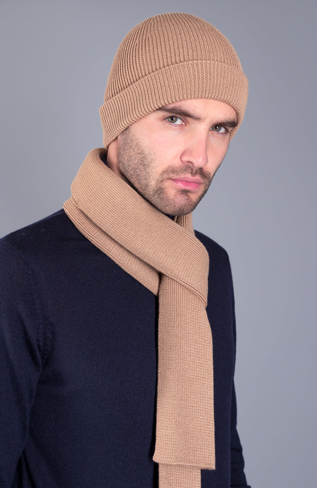 heavy thick and warm winter scarf
