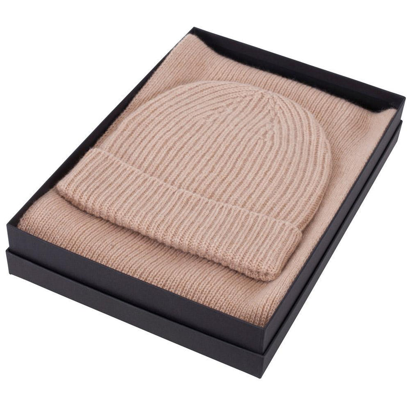 BLACK CASHMERE GIFT SET BOX