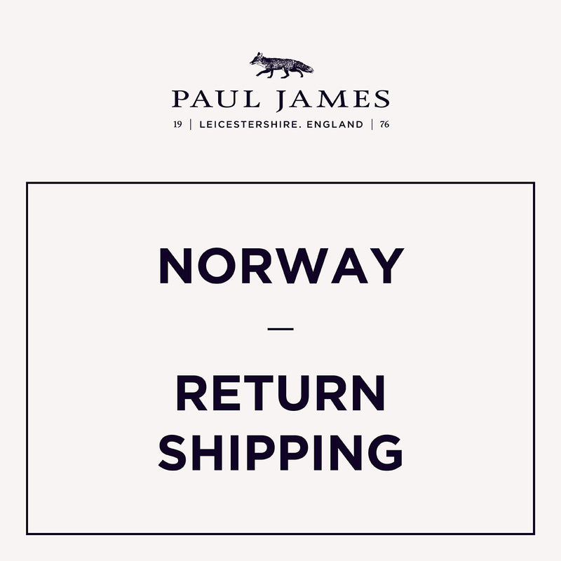 norway return shipping