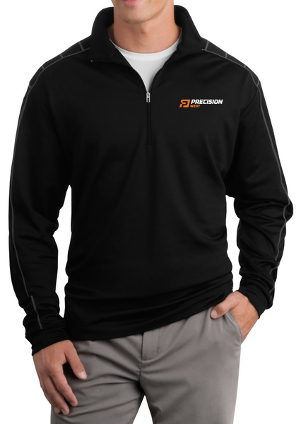 Nike - Dri-FIT 1/2-Zip Cover-Up