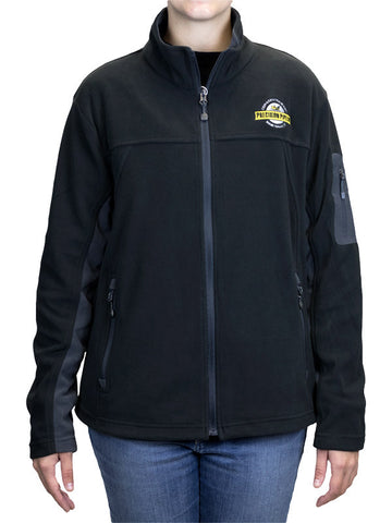North End - Ladies Microfleece Full Zip