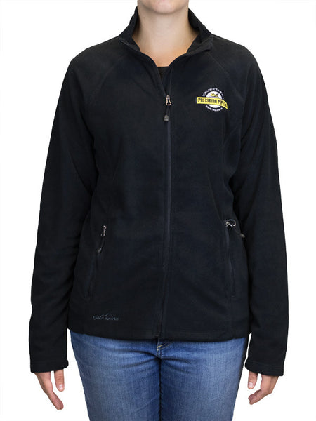 Eddie Bauer - Ladies Full-Zip Microfleece Jacket