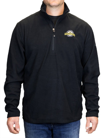 Eddie Bauer - Throwback 1/2-Zip Microfleece Jacket