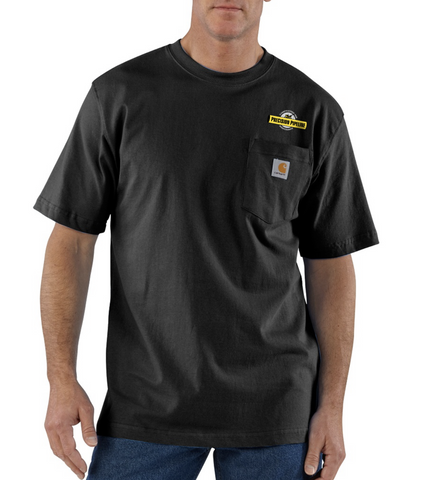 Carhartt - Short-Sleeve Workwear T-Shirt - Embroidered
