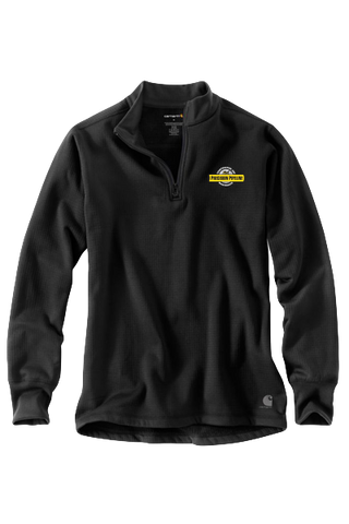 Carhartt - Men's Base Force Extremes Super Cold Weather Quarter-Zip