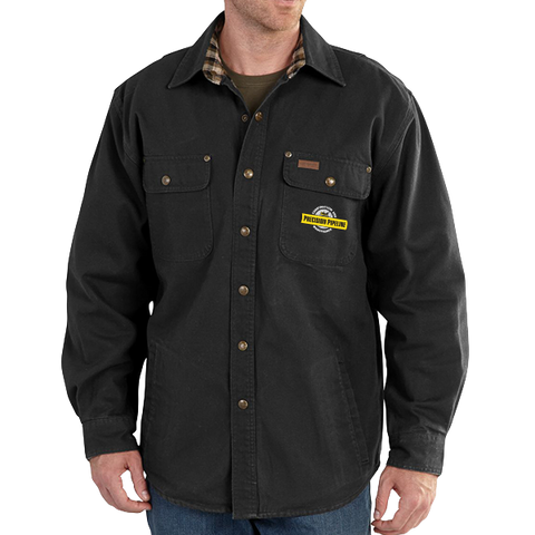Carhartt - Throwback Weathered Canvas Shirt Jacket