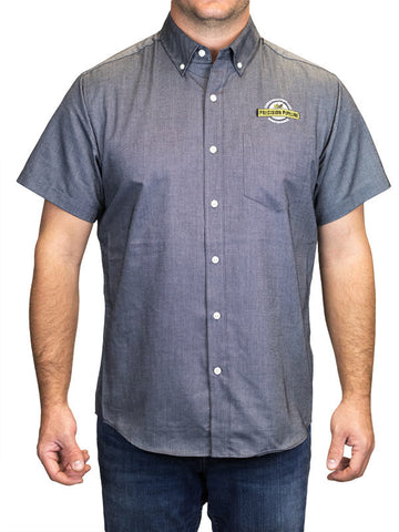 Port Authority - Short Sleeve SuperPro Oxford Shirt