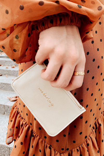 Shine Darling Wristlet