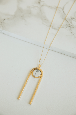Unique Necklace Long