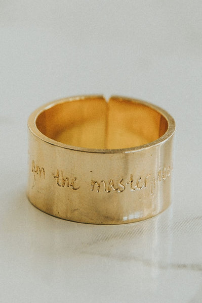 Masterpiece Ring