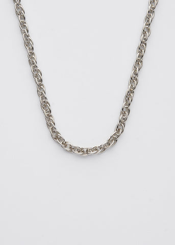 The Brawn Necklace in silver
