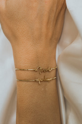 It is Well Bracelet