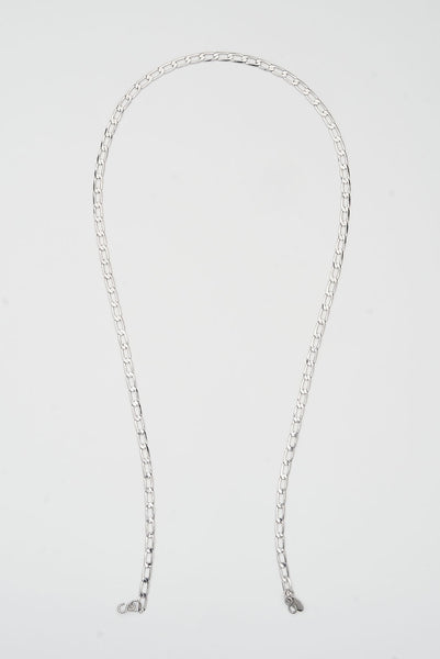 Silverness Mask Chain