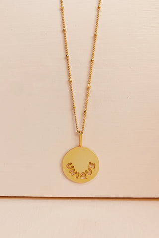 Shine Locket Necklace