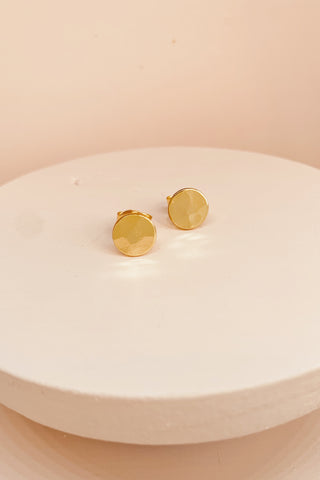 BLOOM STUDS earrings