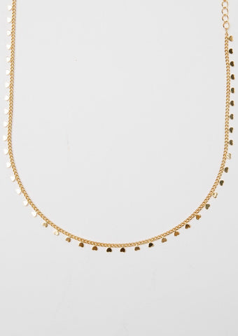 Star cubic necklace