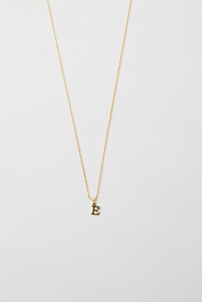 Dainty love initial