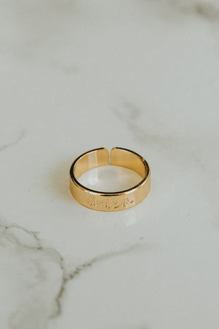 born unique ring