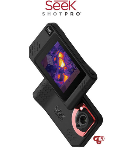 Seek Thermal ShotPRO - Termografikamera 320x240 piksler med WiFi