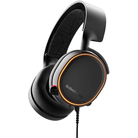 SteelSeries Arctis 5 Gaming Headset for PC, PS5, PS4 - GameShop Malaysia