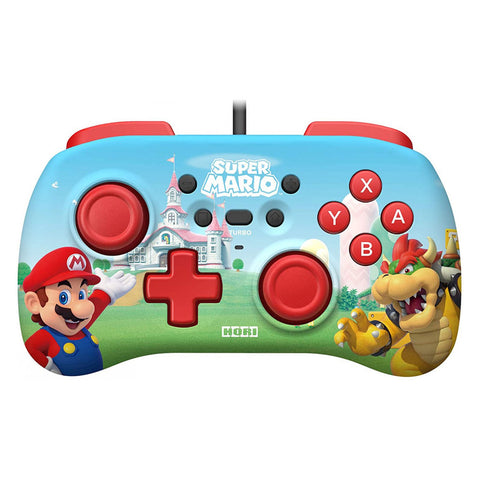 Hori Mini Wired Controller for Nintendo Switch Super Mario - GameShop Malaysia