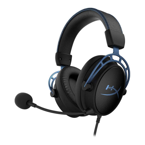 HyperX Cloud Alpha S Gaming Headset - GameShop Malaysia