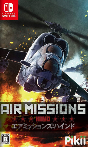 Air Missions: Hind (Nintendo Switch/Asia) - GameShop Malaysia