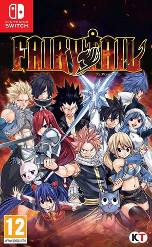 Fairy Tail (Nintendo Switch) - GameShop Malaysia