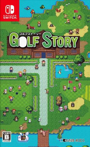 Golf Story (Nintendo Switch) - GameShop Malaysia