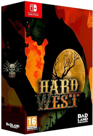 Hard West Collector's Edition (Nintendo Switch) - GameShop Malaysia