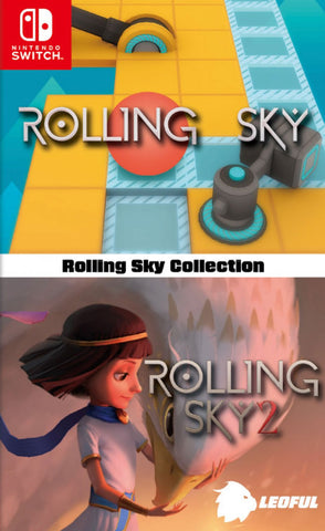 Rolling Sky Collection (Nintendo Switch/Asia) - GameShop Malaysia