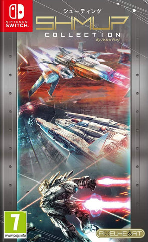 Shmup Collection (Nintendo Switch) - GameShop Malaysia