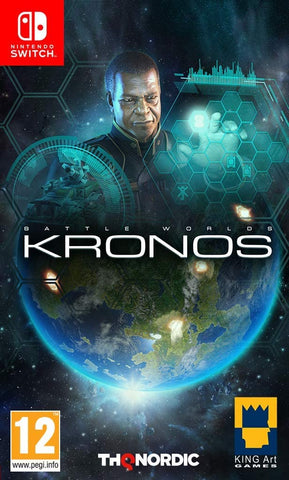 Battle Worlds: Kronos (Nintendo Switch) - GameShop Malaysia