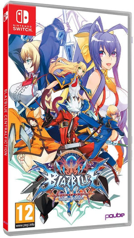 BlazBlue Centralfiction Special Edition (Nintendo Switch) - GameShop Malaysia
