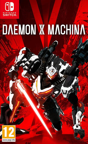 Daemon X Machina (Nintendo Switch) - GameShop Malaysia