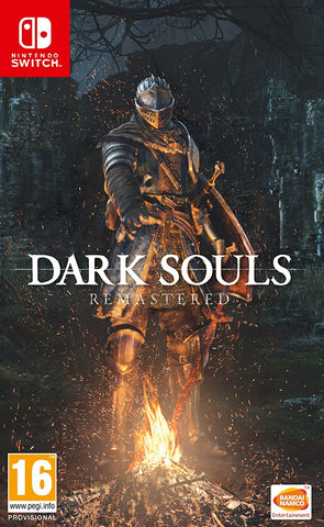 Dark Souls Remastered (Nintendo Switch) - GameShop Malaysia