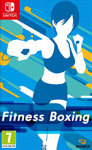 Fitness Boxing (Nintendo Switch) - GameShop Malaysia