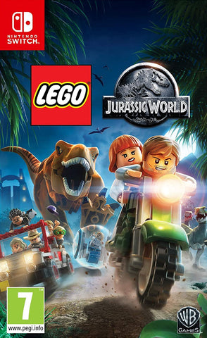 Lego Jurassic World (Nintendo Switch) - GameShop Malaysia