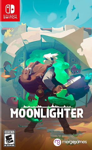 Moonlighter (Nintendo Switch) - GameShop Malaysia