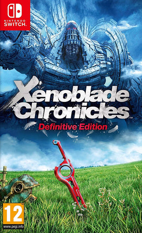 Xenoblade Chronicles: Definitive Edition (Nintendo Switch) - GameShop Malaysia